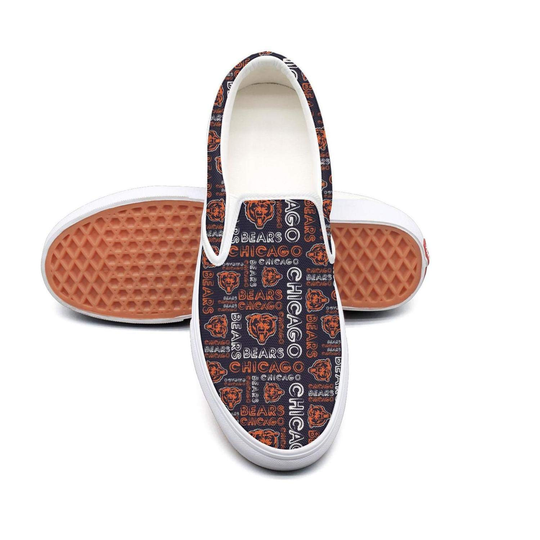 RegiDreae Canvas Slip on Sneakers for Men Fashion Sneaker Comfortable Flat Shoes