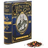 NovelTea Tins | The Picture of Earl Grey by Oscar Wilde | Tea Box Tin With Earl Grey Tea Inside