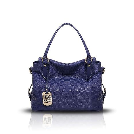 13598c97d1 Tisdain Borse molle del sacchetto del messaggero della spalla del sacchetto  del modello di modo solido