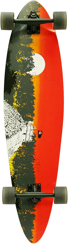 Quest 2012 Classic Longboard Skateboard 40-Inch