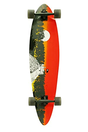 Quest 2012 Classic Longboard Skateboard, 10 x 40-Inch Review