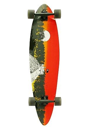 Quest 2012 Classic Longboard Skateboard, 10 x 40-Inch Review