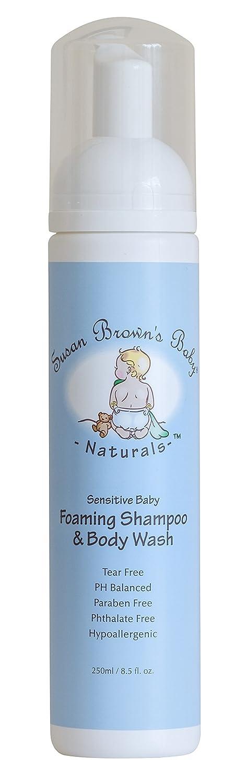 Susan Brown's Baby 000001 Foaming Shampoo & Body Wash Susan Brown's Baby