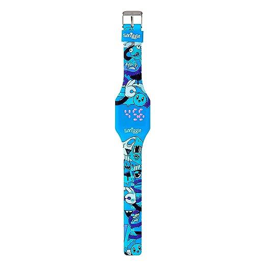 Smiggle Swirl - Reloj de pared
