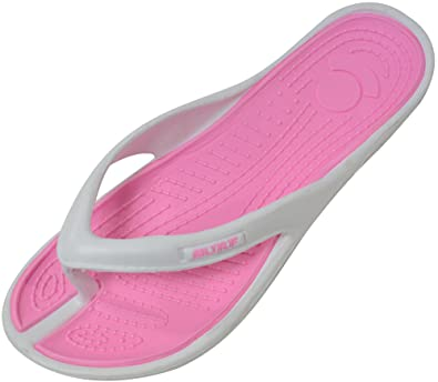 716962214 Ladies   Womens Summer   Holiday   Beach   Pool Flip Flops   Sandals   Shoes