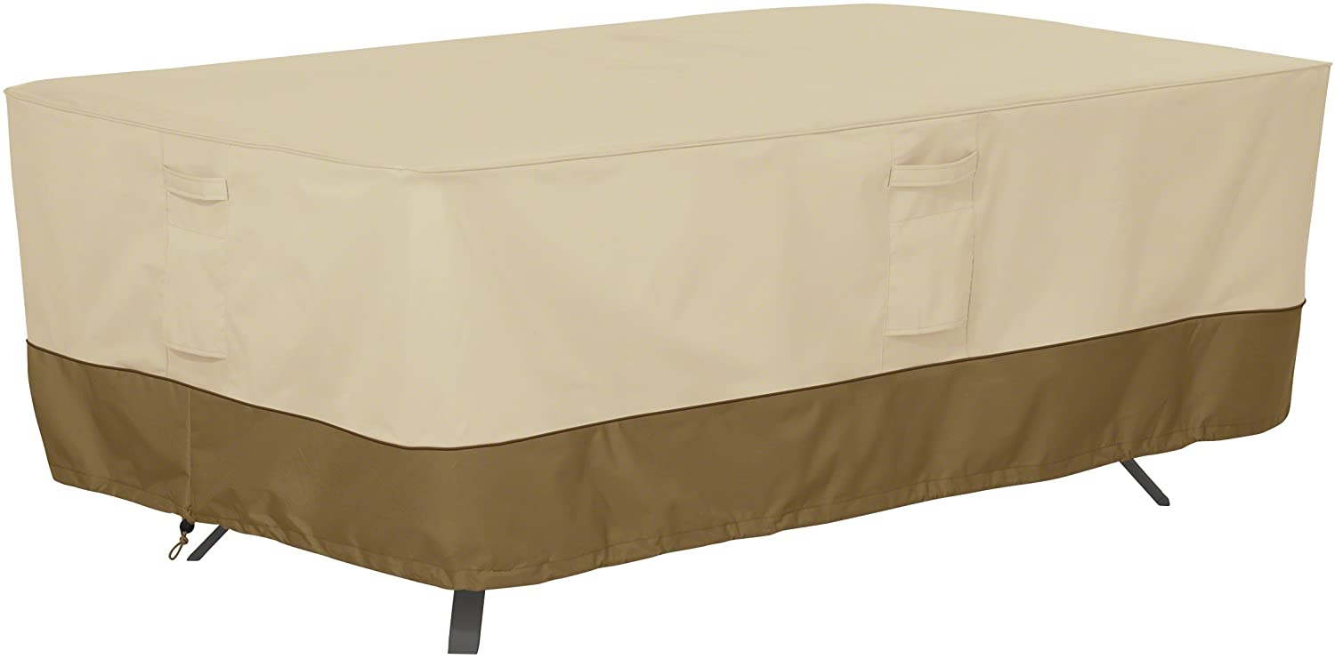 Classic Accessories Veranda Cover For Hampton Bay Fall River Patio Dining Tables