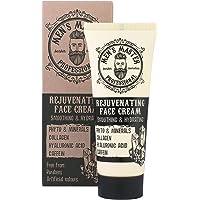 Crema facial rejuvenecedora hidratante antiarrugas para hombre, Sin