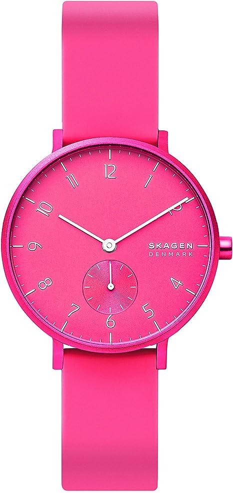 Skagen Reloj Analogico para Mujer de Cuarzo