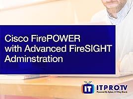 Amazon com: Watch Cisco FirePOWER with Advanced FireSIGHT