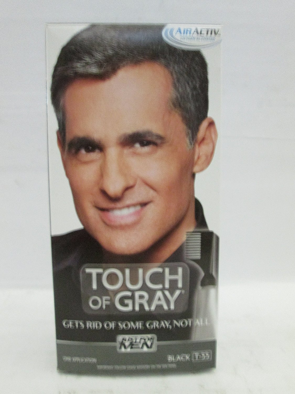 Just For Men Touch Of Gray #T-55 Black (6 Pack)