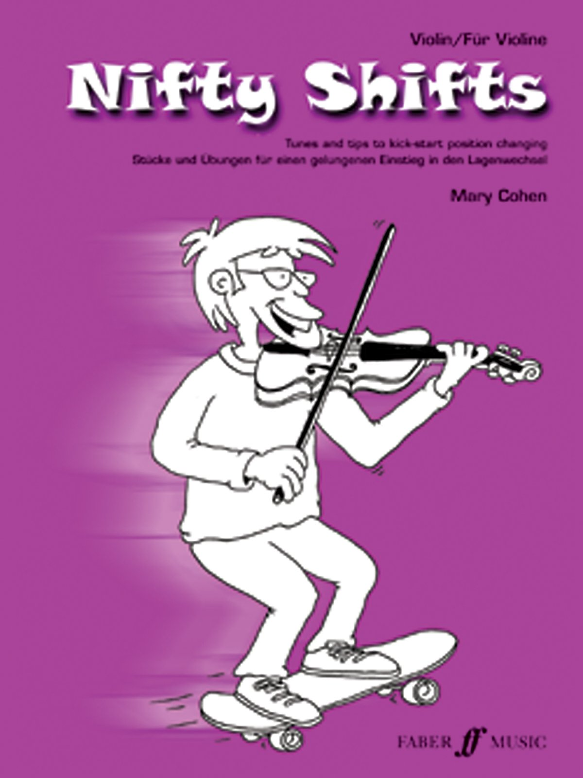 Nifty Shifts for Violin (Faber Edition) ebook