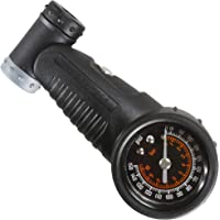 Venzo Bicycle Accurate Air Tire Pressure Gauge Optional - Single or Dual Face - High or Low Pressure Presta Schrader PSI…