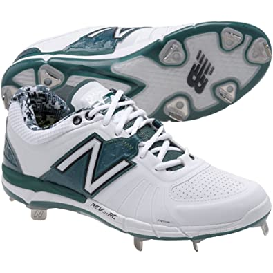 new balance men's l3000v2 low metal baseball cleats