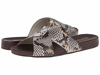 270b382a63ee Image Unavailable. Image not available for. Color  Michael Michael Kors  Women s Somerly Slides ...