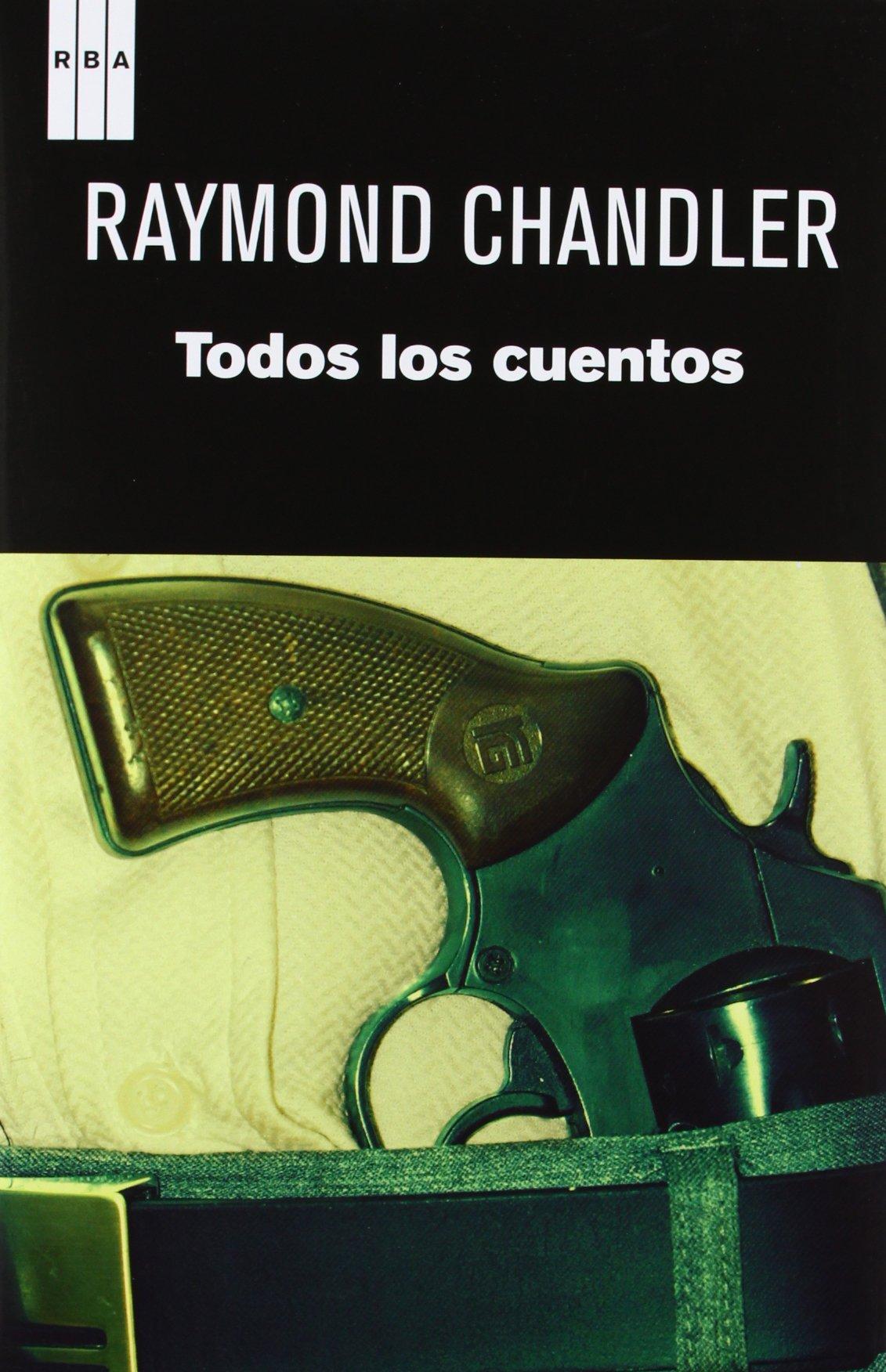 Todos los cuentos (OMNIBUS): Amazon.es: RAYMOND CHANDLER , FERNANDO C. CORUGEDO : Libros