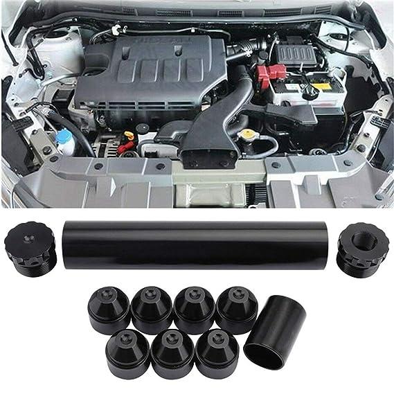Zinniaya 1//2-28 NAPA 4003 WIX 24003 Filtro de combustible Alunum Trampa de solvente Negro Autom/óviles Filtros Piezas Filtros de combustible