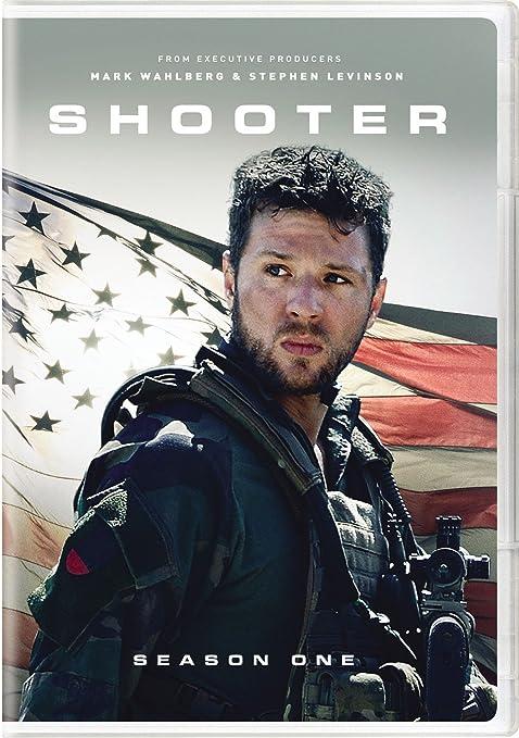 Amazon Com Shooter Season One Ryan Phillippe Omar Epps Movies Tv