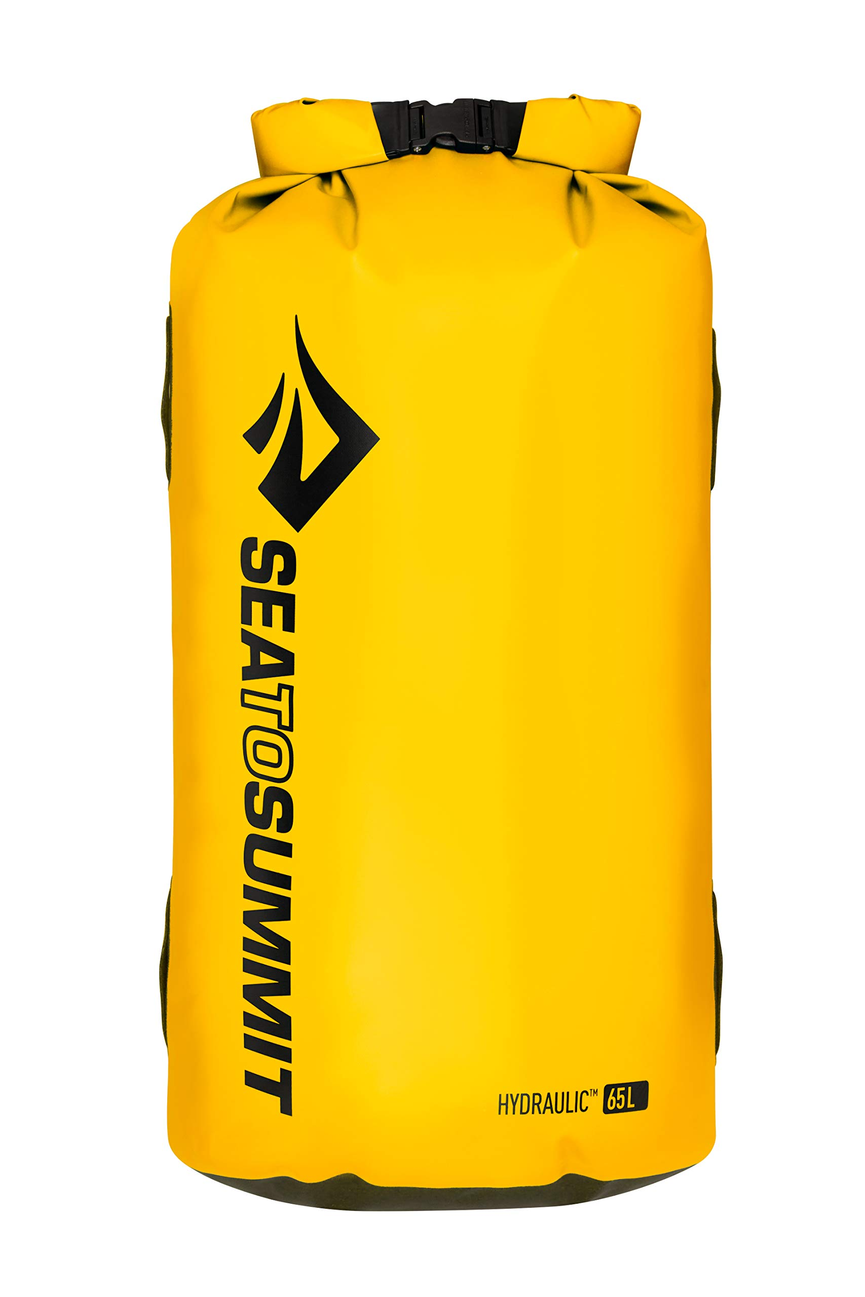 Sea to Summit Hydraulic Dry Bag, Yellow, 65 Liter by Sea to Summit