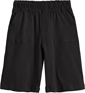 product image for City Threads Boys' 3-Pocket Soft Jersey Shorts 100% Cotton Made in USA