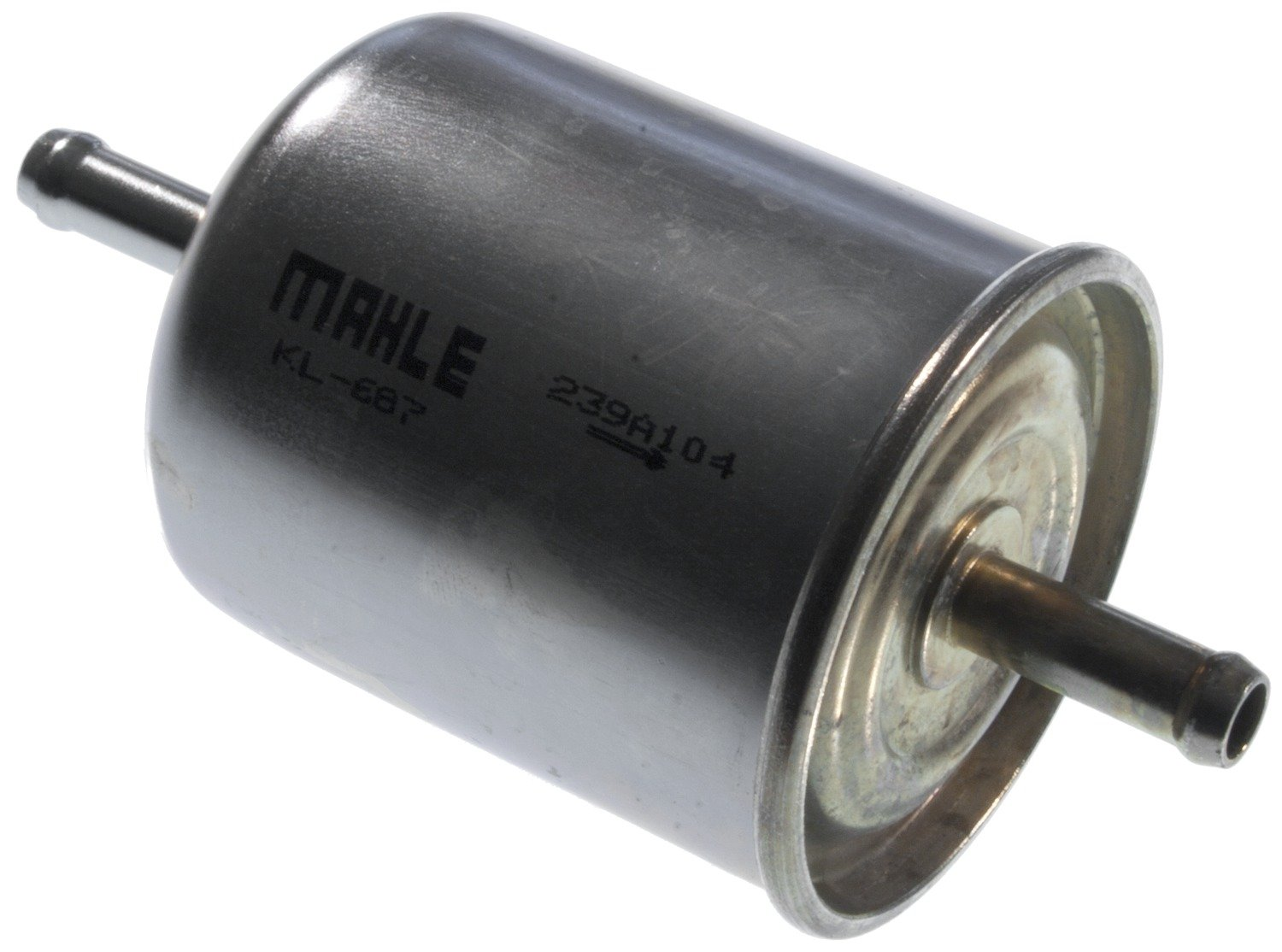 Mahle Original Kl 687 Fuel Filter Automotive 1989 300zx Removal
