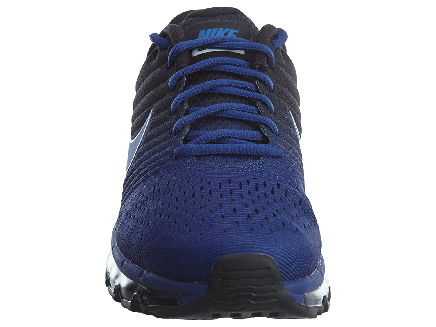 13d113715c Nike Men s Air Max 2017 Running Shoe Deep Royal Blue/Hyper Cobalt/Black 9  D(M) US: Buy Online at Low Prices in India - Amazon.in