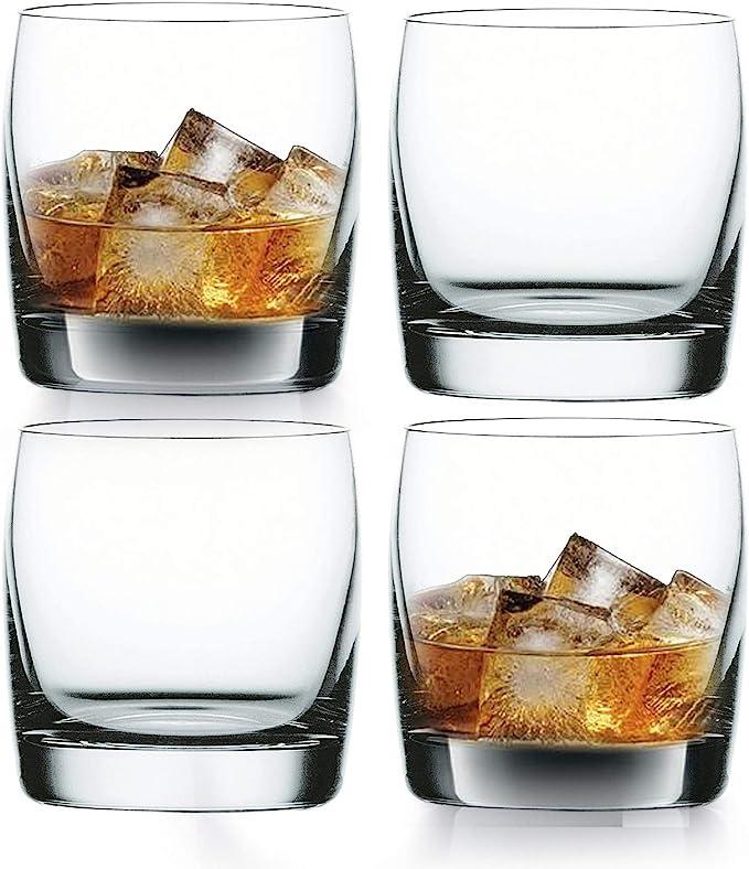 Spiegelau Classic Bar Tumbler 4er Set Whiskybecher Whiskyglas Whisky Glas 280 ml