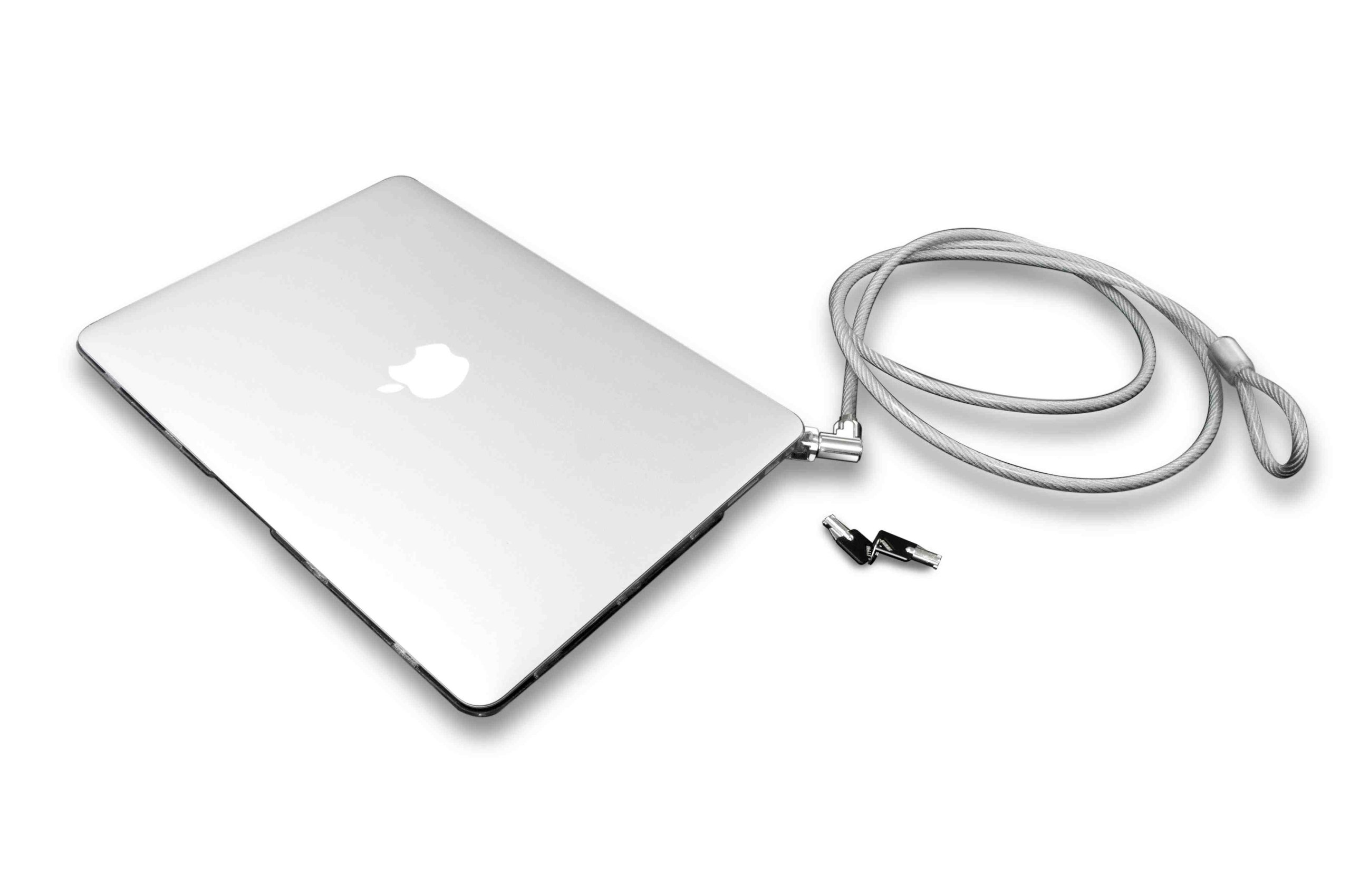 Maclocks MBA13BUN Security Laptop Case and Cable Lock for MacBook Air 13 Inch by Compulocks