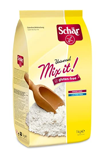 Amazon.com: Schar Mix It Universal harina gluten 2.2 pound ...