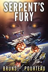 Serpent's Fury: A Space Opera Noir Technothriller (The SynCorp Saga: Empire Earth Book 3) Kindle Edition