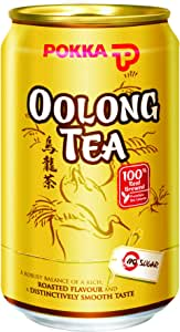 Pokka Oolong Tea 300 ml (Pack of 24)