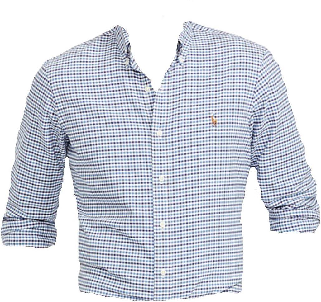 Ralph Lauren Polo Camisa de Oxford Button-Down para Hombre