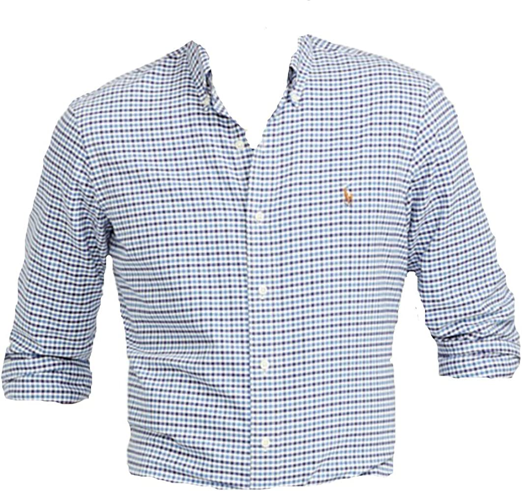 Polo Ralph Lauren camisa de Oxford button-down para hombre ...