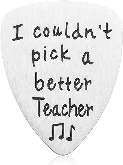 Regalo de agradecimiento para profesor, de acero inoxidable con ...