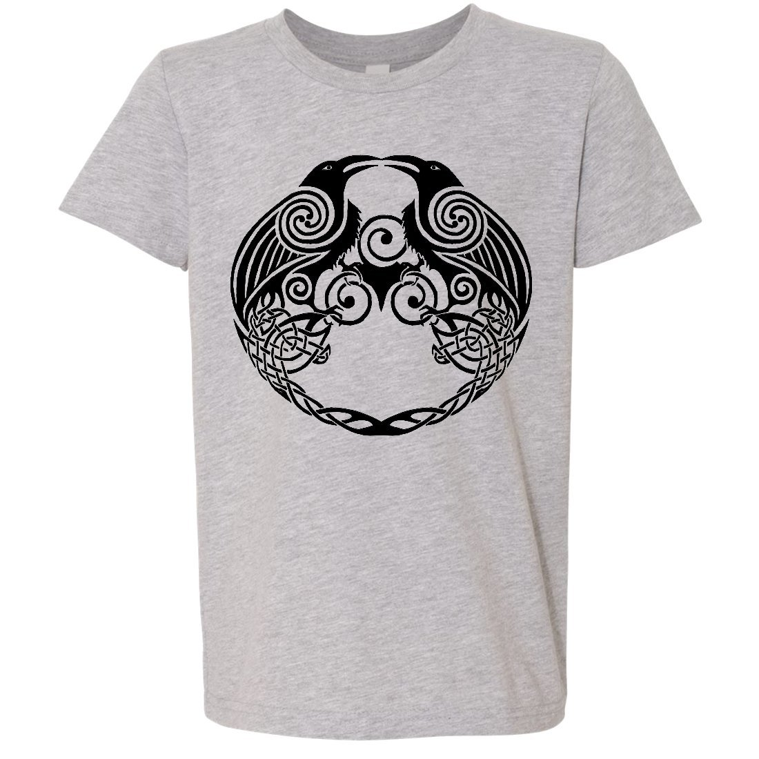 Dual Raven Asst Colors Youth T-Shirt//tee