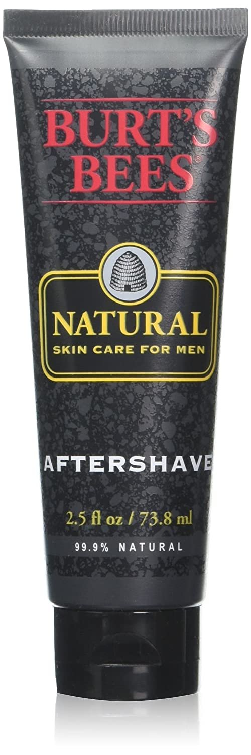 Burt's Bees Natural Skin Care For Men, Aftershave 2.5 oz Burt' s Bees 588-0040