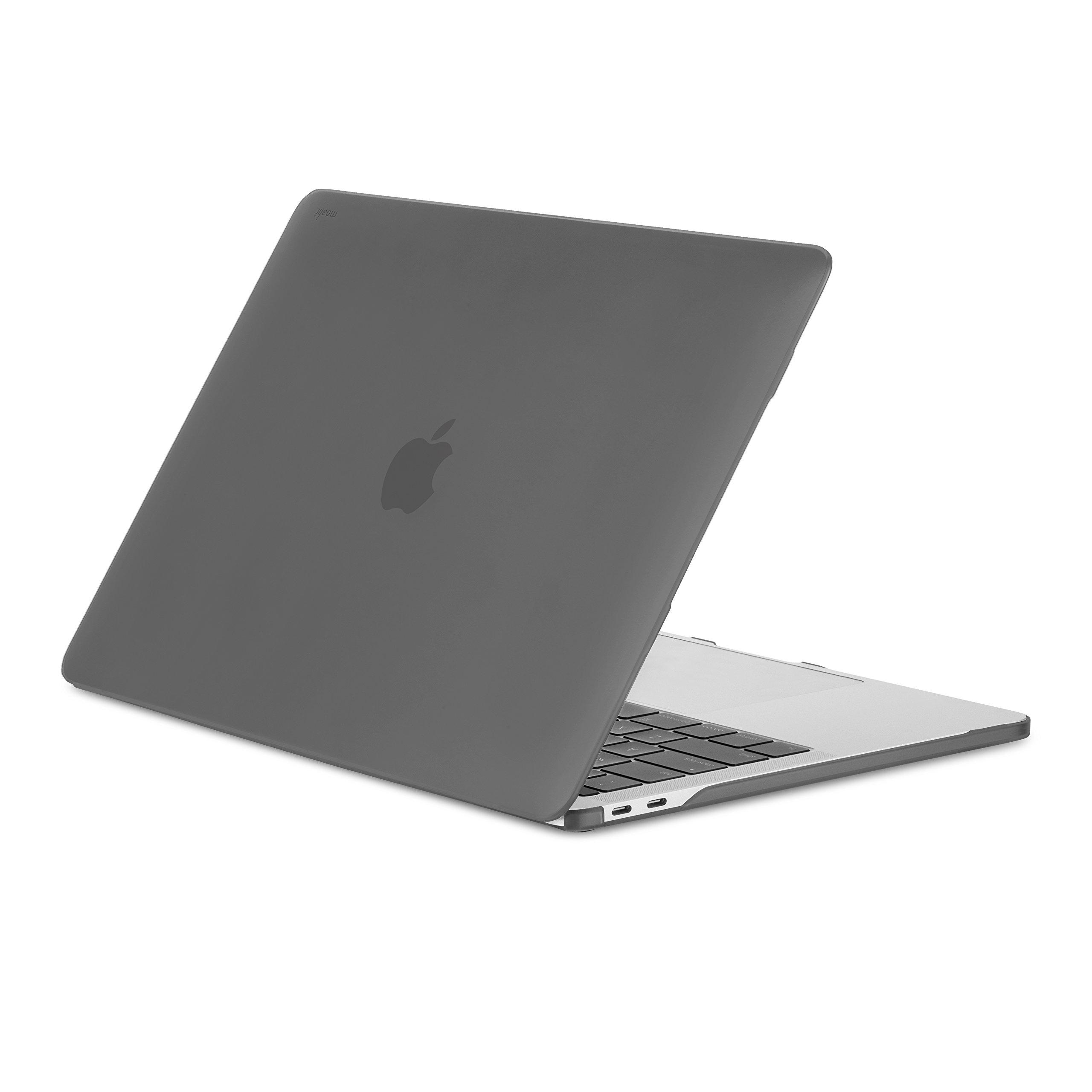 Moshi iGlaze Hardshell Case for Macbook Pro 2016 13'' w/ Touch Bar - Black by Moshi