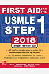 First Aid for the USMLE Step 1 2018, 28th Edition Kindle Edition