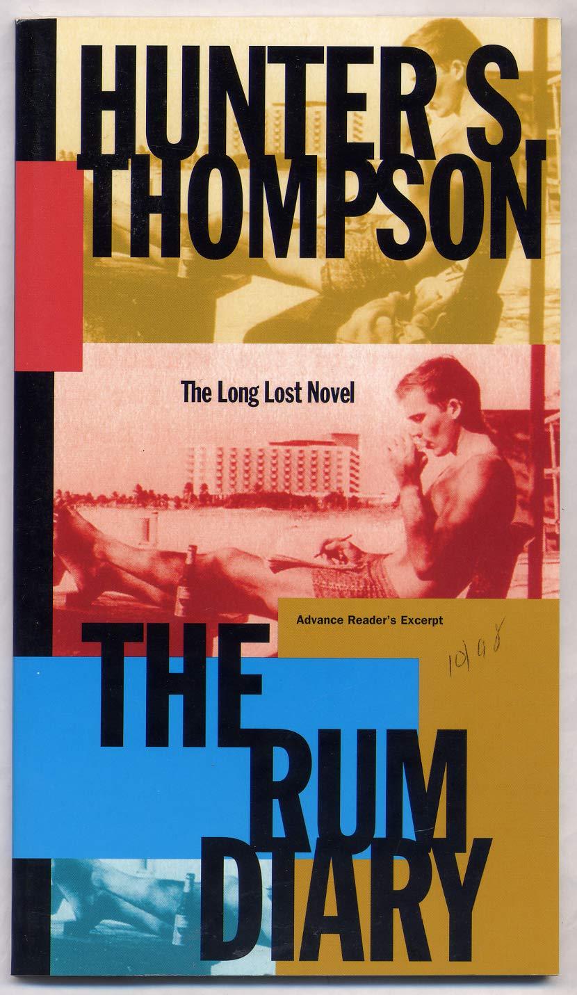 A Novel The Rum Diary