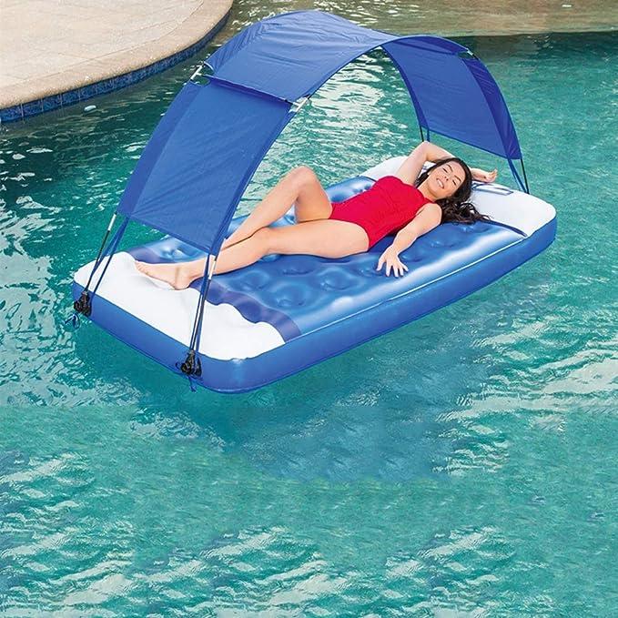 WWWFZS Flotadores Inflables para Piscinas para Adultos Y ...