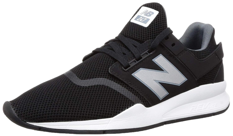 247 Black Sneakers-7 UK