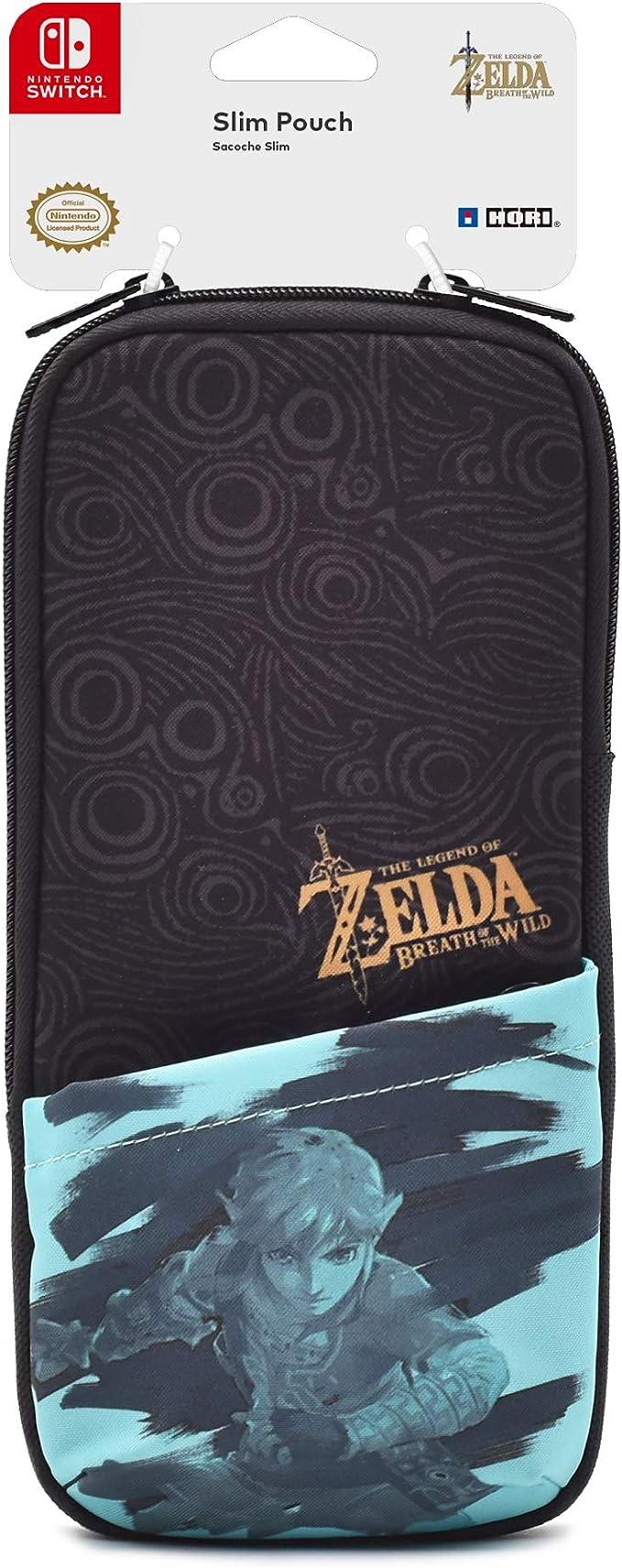 Hori - Funda compacta Zelda Breath of the Wild (Nintendo Switch): Amazon.es: Videojuegos