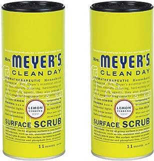 product image for Mrs. Meyer's Clean Day Surface Scrub - Lemon Verbana - 11 oz - 2 pk
