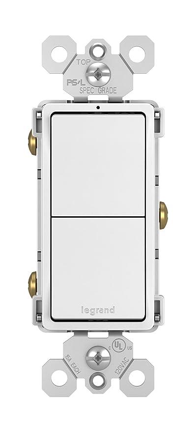 Cool Legrand Pass Seymour Radiant Rcd11Wcc6 Combination Rocker Wall Wiring 101 Ivorowellnesstrialsorg