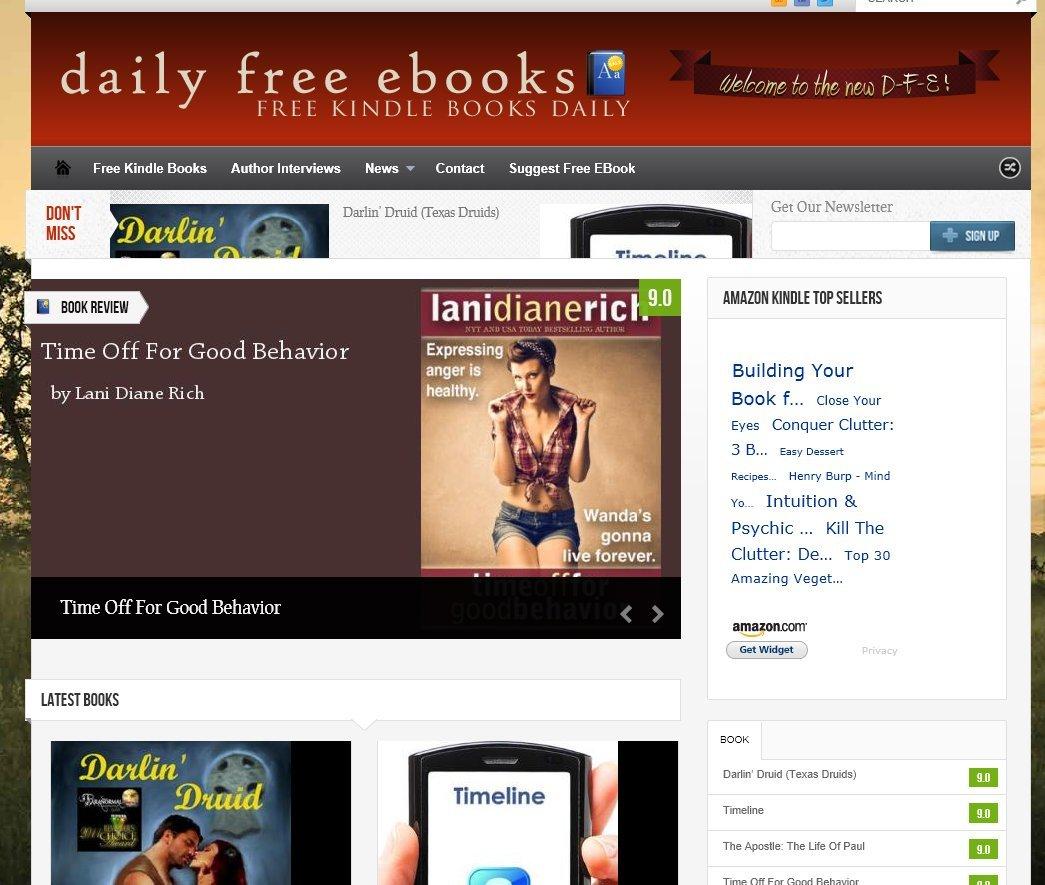 Amazon com: Daily Free EBooks for Kindle: Daily Free EBooks: Kindle