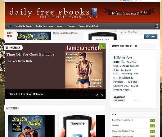 Amazon Com Daily Free Ebooks For Kindle Daily Free Ebooks