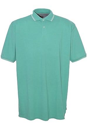 Kitaro Poloshirt Polo Shirt Hemd Herren Kurzarm Baumwolle Extra Lang Tall,  Herrengrößen XXT, 61e48ac36d