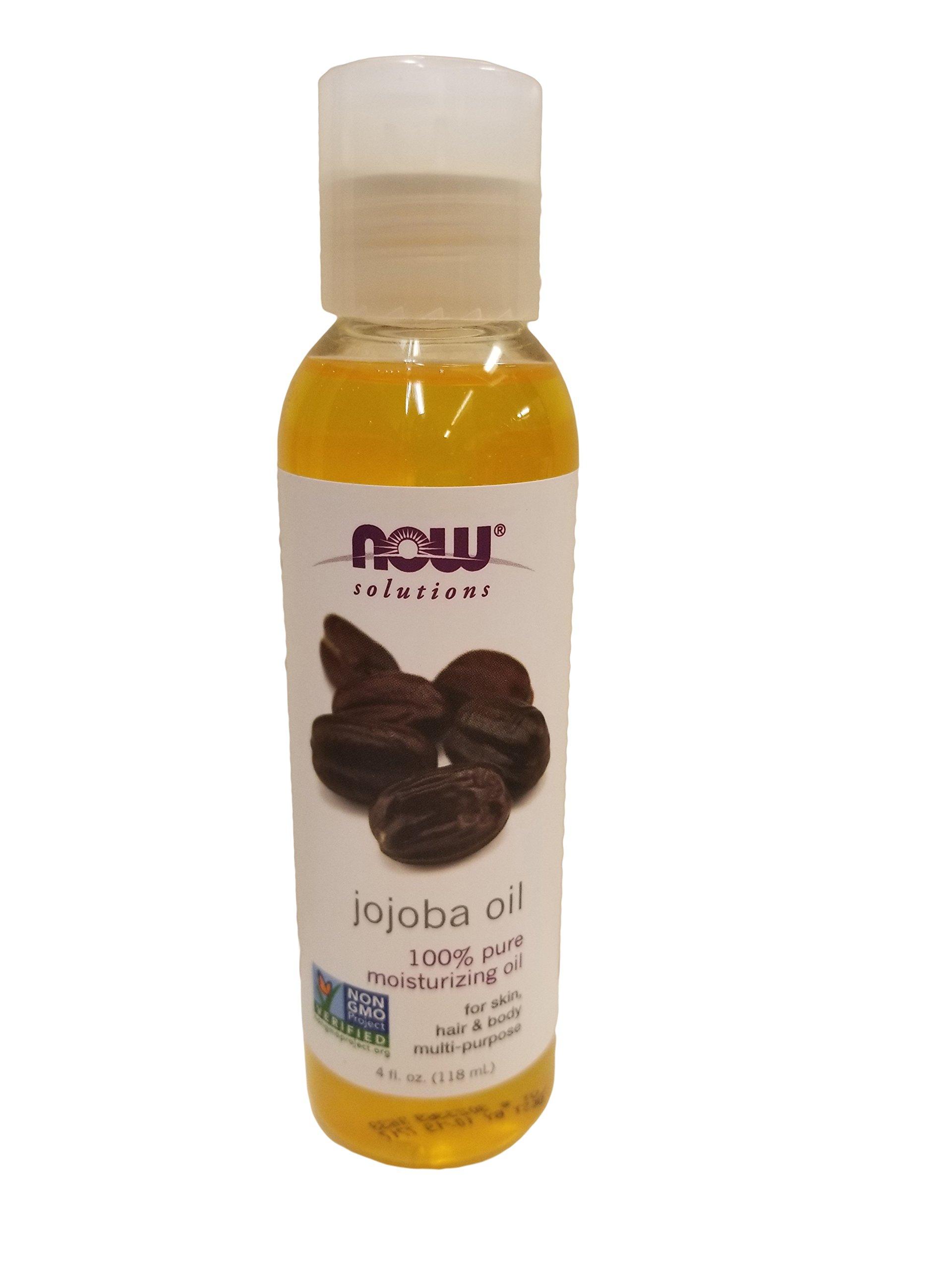 NOW Foods Organic Jojoba Oil - 4oz