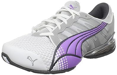 4da39dac Puma Women's Voltaic 3 Cross-Training Shoe, White Silver ...