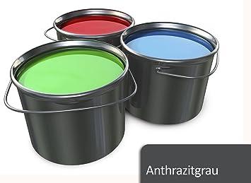 Fußboden Farbe ~ L bodenfarbe in anthrazitgrau für halle keller garage tÜv