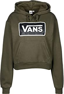 2e86ba86d2 Vans Boom Boom W Felpa black: MainApps: Amazon.it: Abbigliamento